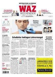 WAZ Westdeutsche Allgemeine Zeitung Dortmund-Süd II - 23. März 2019