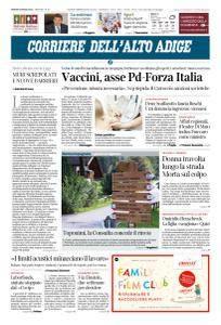 Corriere dell'Alto Adige - 2 Marzo 2018