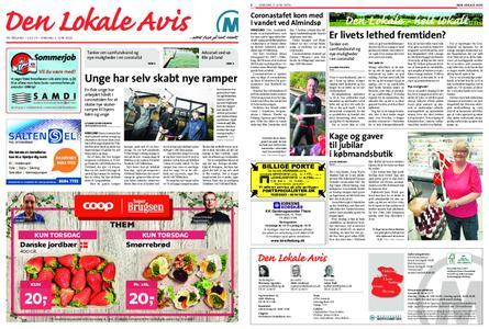 Den lokale avis – 03. juni 2020
