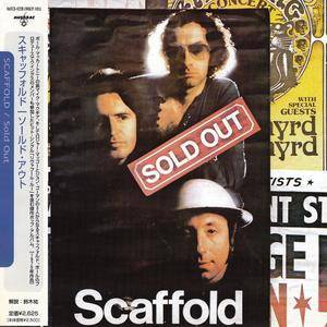 The Scaffold - Sold Out (1975) Japanese Mini LP Reissue 2004
