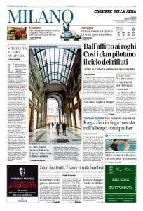 Corriere della Sera Milano – 18 gennaio 2019
