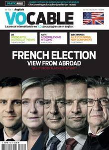 Vocable Anglais - 11 avril 2017