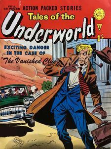 Tales of the Underworld 003 1960 Alan Class UK c2c