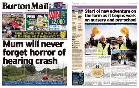 Burton Mail – May 07, 2021