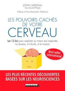 """Yves-Alexandre Thalmann, """"Les pouvoirs cachés de votre cerveau"""""""