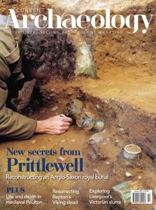Current Archaeology - Issue 352