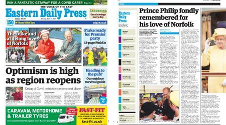 Eastern Daily Press – April 12, 2021