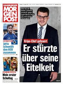 Hamburger Morgenpost – 13. August 2019