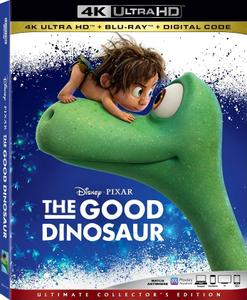 The Good Dinosaur (2015) [4K, Ultra HD]