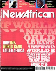 New African - January 2007
