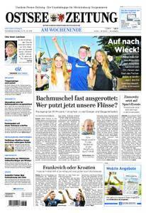 Ostsee Zeitung Wolgast - 14. Juli 2018
