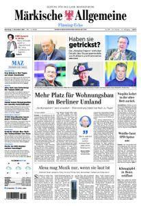 Märkische Allgemeine Fläming Echo - 07. November 2017