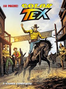 Color Tex N. 16 - Teton Pass ed altre storie (5 Storie Complete)(Novembre 2019)