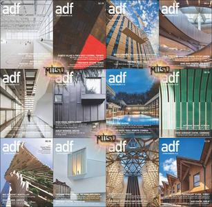 Architects Datafile (ADF) - Full Year 2018 Issues Collection
