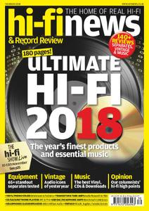 Hi-Fi News –  Yearbook 2018