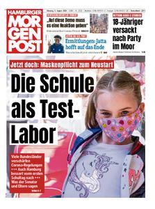 Hamburger Morgenpost – 04. August 2020
