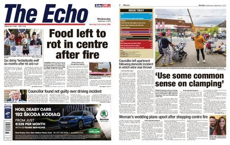 Evening Echo – September 04, 2019