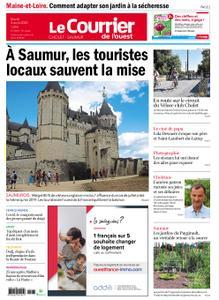 Le Courrier de l'Ouest Saumur – 04 août 2020