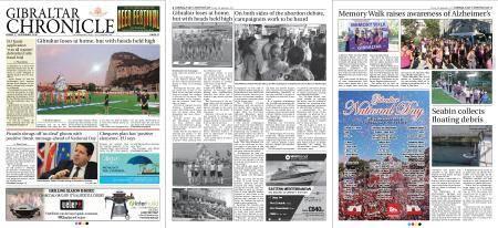 Gibraltar Chronicle – 07 September 2018