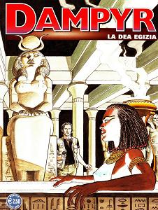 Dampyr - Volume 72 - La Dea Egizia