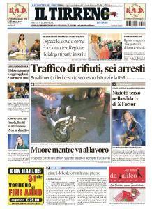 Il Tirreno Livorno - 15 Dicembre 2017