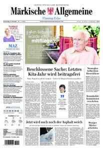 Märkische Allgemeine Fläming Echo - 31. Mai 2018