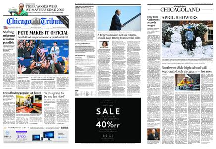 Chicago Tribune – April 15, 2019