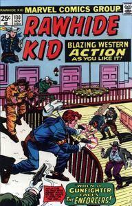 Rawhide Kid v1 130 1975 Gambit