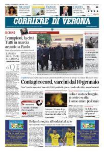 Corriere di Verona – 13 dicembre 2020