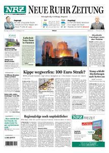 NRZ Neue Ruhr Zeitung Mülheim - 16. April 2019