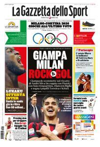 La Gazzetta dello Sport Roma – 24 giugno 2019