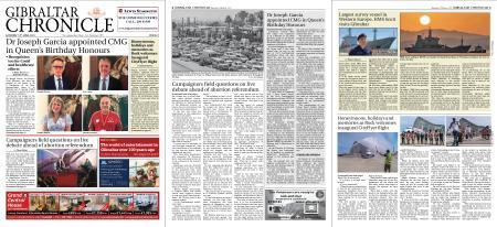 Gibraltar Chronicle – 12 June 2021