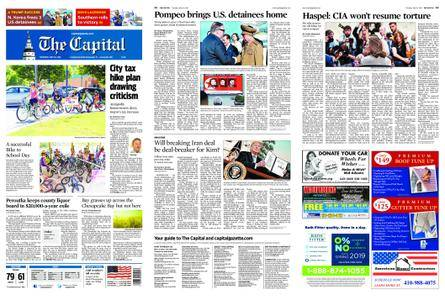 The Capital – May 10, 2018