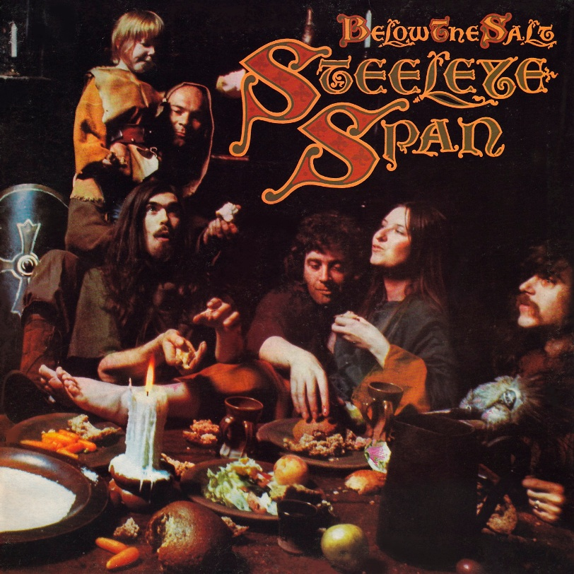 Steeleye Span ‎- Below The Salt (1972) US 1st Pressing - LP/FLAC In 24bit/96kHz