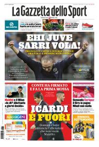 La Gazzetta dello Sport Roma – 30 maggio 2019