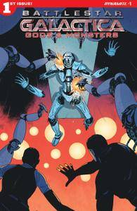 Battlestar Galactica - Gods and Monsters 001 2016 3 covers digital Son of Ultron-Empire