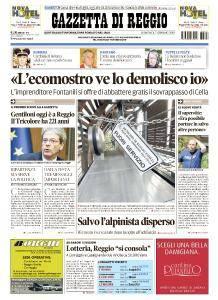 Gazzetta di Reggio - 7 Gennaio 2018