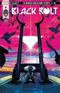 Black Bolt 008 2018 Digital BlackManta-Empire