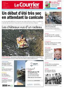 Le Courrier de l'Ouest Saumur – 06 août 2020
