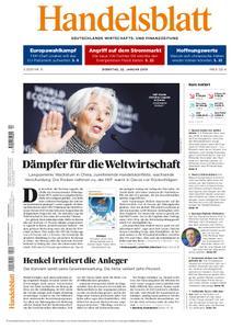 Handelsblatt - 22. Januar 2019