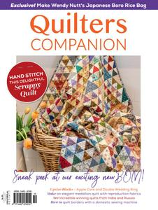 Quilters Companion - May 2021