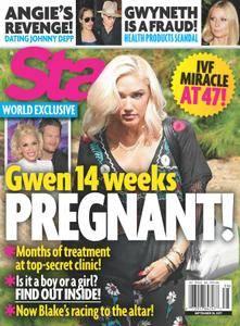 Star Magazine USA - September 18, 2017