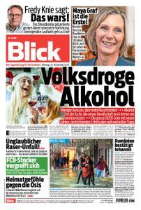 Blick – 25. November 2019
