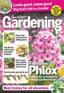 Amateur Gardening - 13 June 2020
