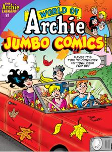World of Archie Double Digest 093 2019 Forsythe
