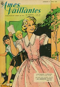 Ames Vaillantes - N° 15 (1960)