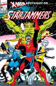 X Men Spotlight On Starjammers, 1989 11 00 01 digital Glorith HD