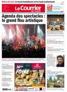 Le Courrier de l'Ouest Angers – 19 février 2021