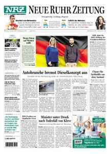 NRZ Neue Ruhr Zeitung Essen-Postausgabe - 03. Oktober 2018