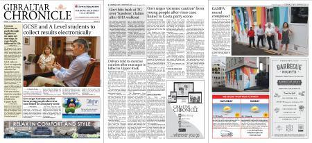 Gibraltar Chronicle – 07 August 2020